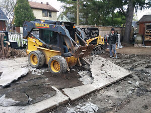 Demolition and Excavating – Best Prices Windsor Region Ontario image 1