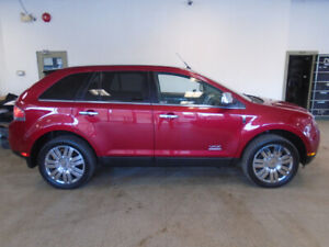 2009 LINCOLN MKX LIMITED AWD! NAVI! LEATHER! MINT! ONLY $10,900!