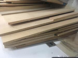 Oak Vener Lumber  - New