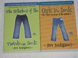 THE SISTERHOOD OF THE TRAVELING PANTS - CHECK IT OUT!