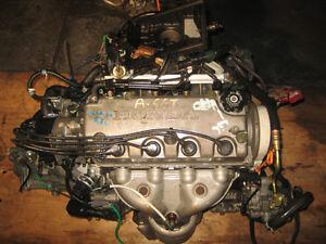 96 00 HONDA CIVIC SOHC D15B 1.5L NON VTEC OBD2 ENGINE JDM D15B City of Montréal Greater Montréal image 2