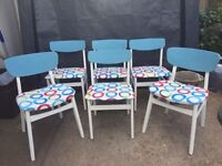 Beautiful set of dining chairs