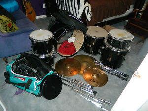 Ludwig drums Kitchener / Waterloo Kitchener Area image 1
