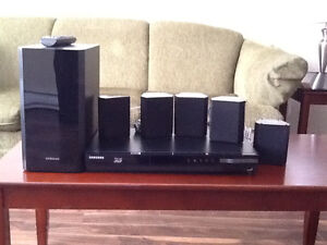 Samsung 5 series 4500 3D blu-Ray home theatre system