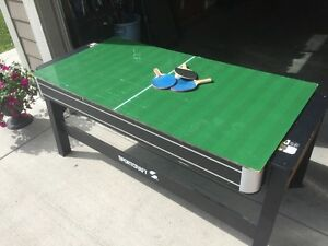 Sportcraft 3 in 1 Games Table
