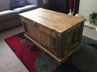 Handmade trunk