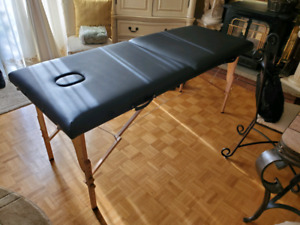 Massage Table for sale.