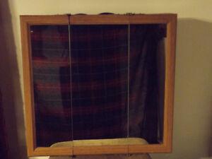 Oak cabinet  (SOLD!)