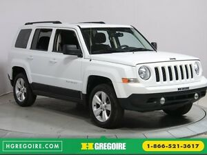 2015 Jeep Patriot NORTH 4x4 A/C TOIT MAGS