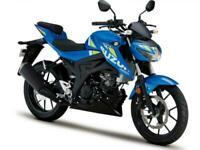 Suzuki GSX-S125 2020