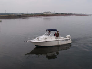 Fun solid boat for sale