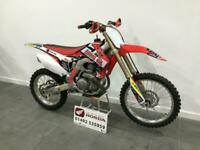 2013 Honda CRF450R New Chain and Sprockets, New Rear Tyre, CRF450RD CRF450