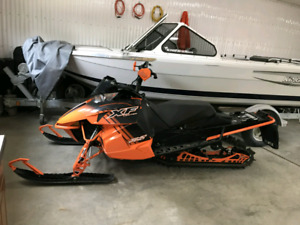 2014 arctic cat high country limited es