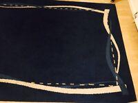 Blue rug for sale