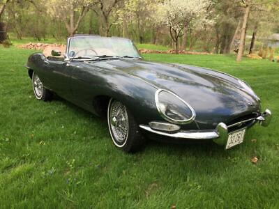 Jaguar 1965 JAGUAR E-TYPE RHD OTS