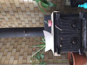 Wood stove 1826