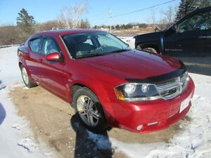 2008 Dodge Avenger RT 3.5 L  HIGH  OUT  PUT  ONLY 122 KM