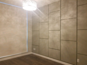 Condo and house painting