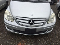 Mercedes b200 for parts