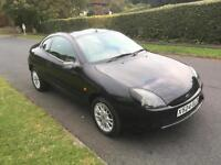 Ford Puma 1.7 Black POCKET ROCKET IT HAS THE YAMAHA ENGINE + 1 LADY OWNER