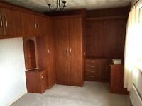Built in bedroom wardrobes EXCELLENT CONDITION