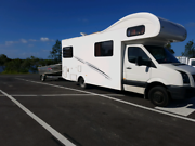 Vw 6 Berth Motorhome Birkdale Redland Area Preview