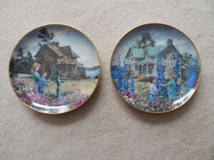 JAMES KEIRSTEAD COLLECTOR PLATES