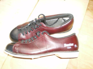 DEXTER QUALITY MENS LEATHER BOWLING SHOES SIZE 9