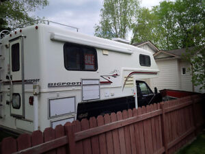 1997 BIGFOOT CAMPER