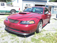 2003 Ford Mustang  GT Coupe FULLY LOADED!!!! Cape Breton Nova Scotia Preview