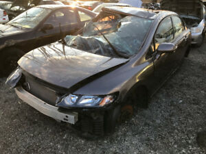 2011 Honda Civic LX-S  ***FOR PARTS*** inside & outside