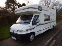 **Deposit Taken**Swift Kontiki 650 1997 4 Berth End Washroom Motorhome