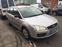 FORD FOCUS ESTATE DIESEL 2006 ONE PREVIOUS OWNER FSH