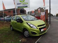 Chevrolet Spark 1.0 ( 68ps ) ( a/c ) 2013MY LS