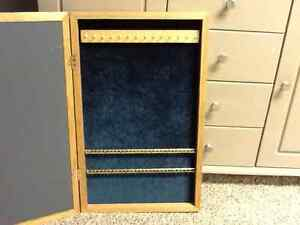 Hand Crafted hanging jewelry box Strathcona County Edmonton Area image 7