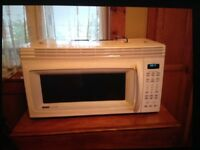 Microwave over the range for sale