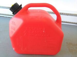 Scepter Gas Can, 10-L