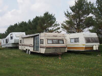 Several Used Trailers From Free to $250 - Great for Parts