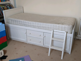 Quality Childs Single storage bed