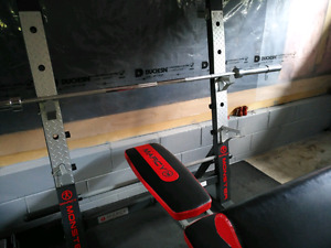 Brand New Olympic Bench