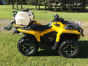 2013 Can Am Outlander 800 XT