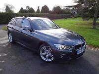 BMW 3 SERIES 320D BLUEPERFORMANCE M SPORT TOURING [START/STOP] 2013/63