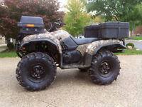 2006 Yamaha Grizzly 660 4WD
