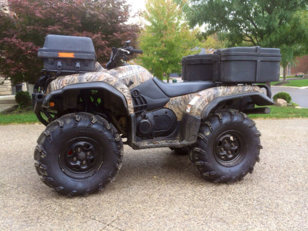 Other 660 grizzly for sale canada for 2006 yamaha grizzly 660 value