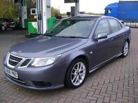 Saab 9-3 1.9TiD ( 120ps ) 2007MY Vector Sport SEVEN SERVICE STAMPS