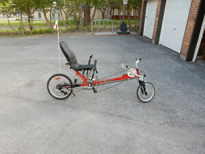 great recumbent bike