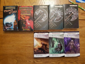 D&D: Forgotten Realms Avatar trilogy et plus