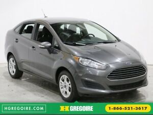 2016 Ford Fiesta SE AUTO MAGS A/C GR ELECT BLUETOOTH CRUISE CONT