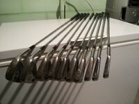 Power Bilt Irons