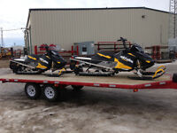 2012 Ski Doo Summit Sleds